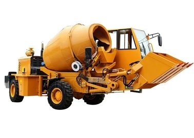 On Site Self Loading Concrete Mixer Beton Portable Self Mixing Concrete Truck