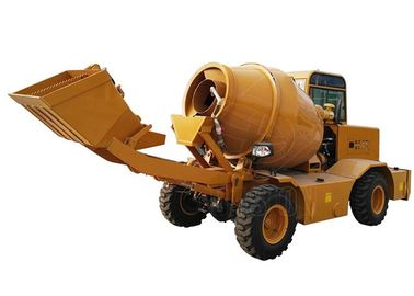 Heavy Duty Self Loading Cement Mixer Volumetric Industrial Concrete Mixer