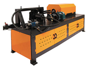 262kg Weight Flat Steel Rebar Straightening Machine High Performance
