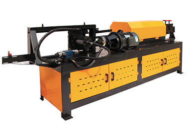YGT4-12 Steel Bar Straightening Machine 7.5kw With Simple Hydraulic System