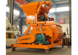 Small Electric Motor Concrete Batch Mixer 0.5m3 For Concrete Mixing Station