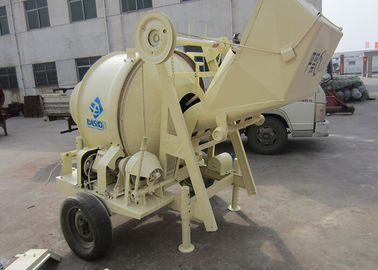 300L Mini Ready Mix Precast Concrete Machinery For Construction Smooth Operation