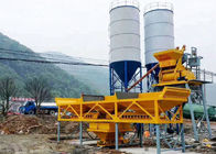 PLD1600 Aggregate Ready Mix Concrete Plant With 3800mm Discharging Height