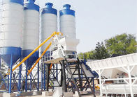 China Industrial Dry Mix Batch Plant Ready Medium Small Concrete Mixing Plant company